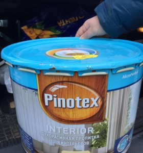 Краска Пинотекс Интерьер 10 л.