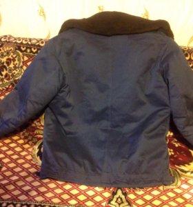 Лётная меховая куртка ВВС СССР