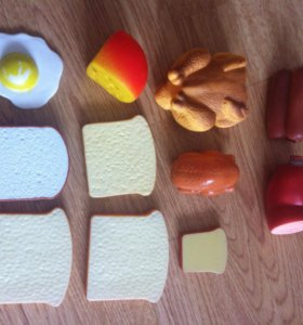 Игрушки для кухни