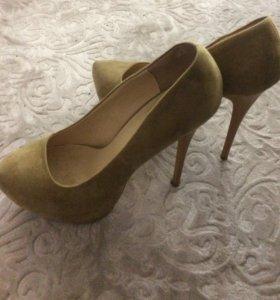 Туфли жён. Размер 40