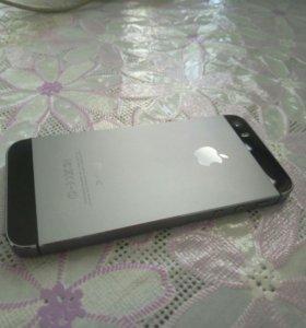 Iphone 5s 16gb на гарантии продажа/обмен
