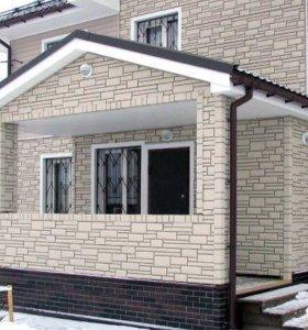 Фасадная панель бург