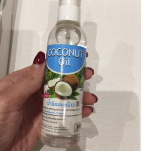 Кокосовое масло Тайское, натуральное