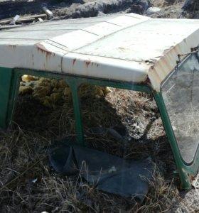 Металическая крыша на УАЗ 469