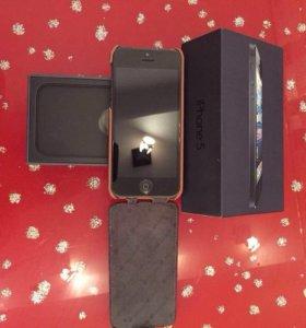 Продам iPhone 5 на 32gb