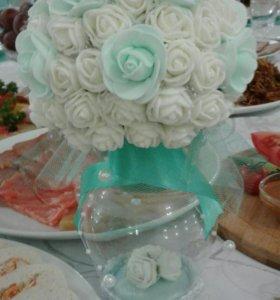Дизайн свадьбы, оформления зала на праздники