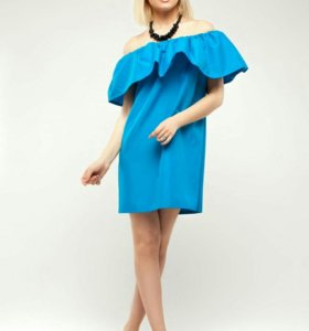 Новое платье оверсайз