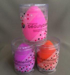 Спонжики для макияжа beautyblender