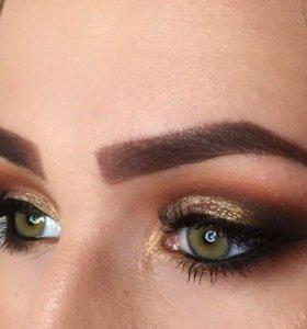макияж, makeup