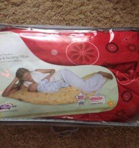 Подушка для кормления и выкладывания младенцев