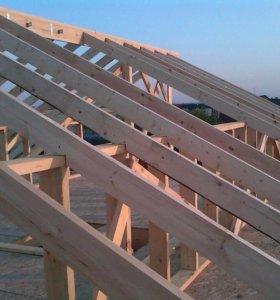 Крыши и заборы