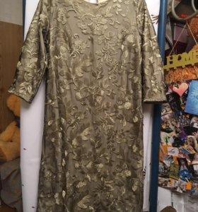 Дизайнерское платье от Алёны Ахмадулиной