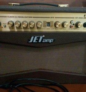 Гитарный комбо усилитель JET amp
