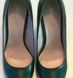 Туфли уникального цвета