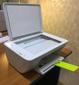 Принтер, сканер, копир HP deskjet 2130