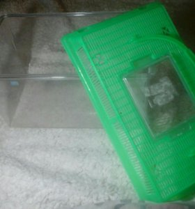 Клетка(террариум) для грызунов, пауков