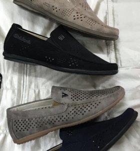 Мокасины ботинки туфли