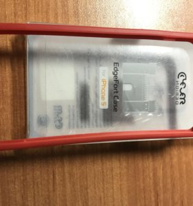 Бампер iPhone 5, 5S, SE