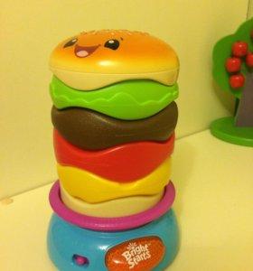 Пирамида бутерброд