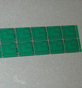 Усилители стерео, 2х3 Вт, питание 5В.