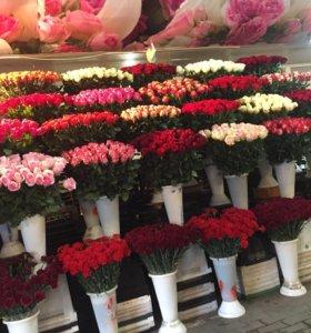 Цветы 🌺 доставка 24