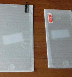 Защитные стекла на iphone 5/5s/5c/SE/6 Plus/6splus