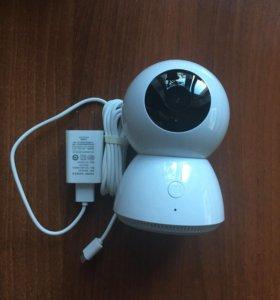 Xiaomi mijia 360 камера новая.