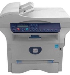 Лазерное МФУ Xerox Phaser 3100MFP/X Б/У