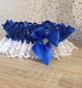 Свадебная подвязка жениха