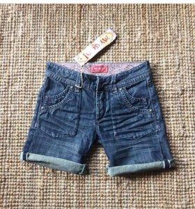 Шорты джинсовые, 🎀новые 🎀размер Xs-S