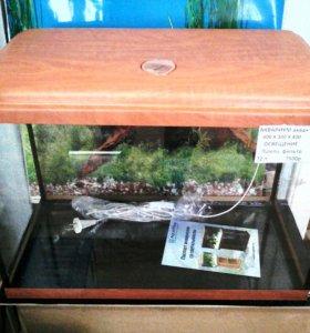 Новый аквариум(на Янгеля)