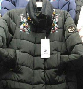 Куртка осень весна новая