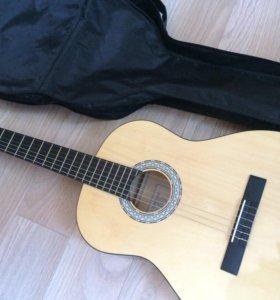 Новая акустическая гитара Clifton