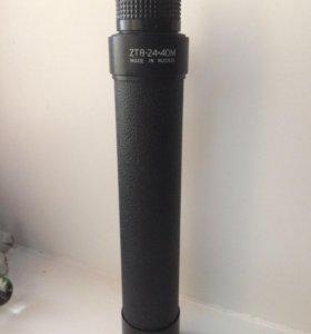Подзорная труба zt8-24-40m