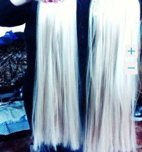 Волосы искусственные (трессы)