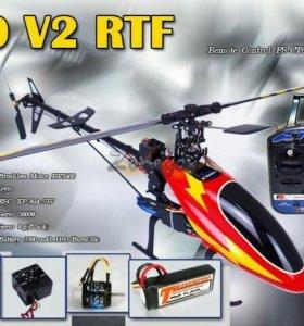 Радиоуправляемый вертолет T-rex 450 V2