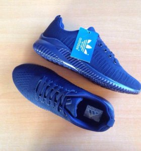 Adidas Blue . Summer.