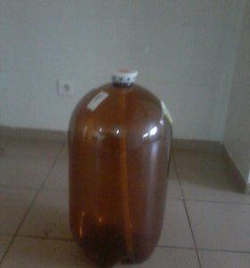 Пэт бутыля 30 литров