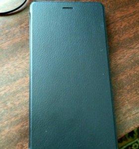 Оригинальный чехол - книжка от xiaomi redmi 3