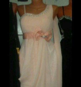 Вечернее платье на выпускной, свадьбу, торжество
