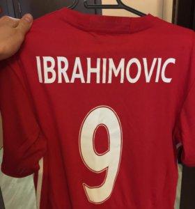 Футболка Ibragimovic