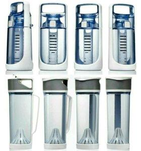 iwater 600 бутылка с щелочной водой новая