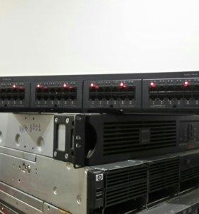 Коммутатор avaya IPO 500 system unit-PCS 08+7плат