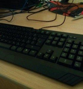 Водонепроницаемая клавиатура Bloody b120.