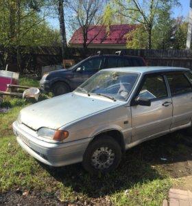 Автомобиль ВАЗ-21150 2003 год вып.