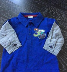 Кофточка-рубашка Benetton