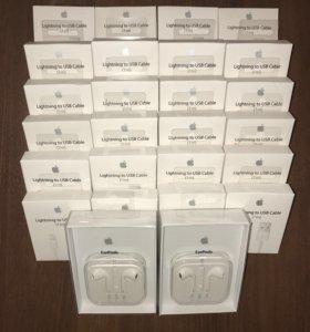 Оригинальный юсб-кабель для iPhone 5,5s,se,6,6s,7