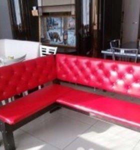 Обеденные зоны, столы, стулья
