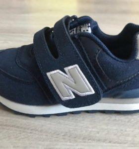 Новые Детские кроссовки New balance