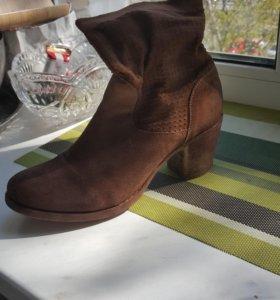 Осенне-весенние полусапожки ботинки